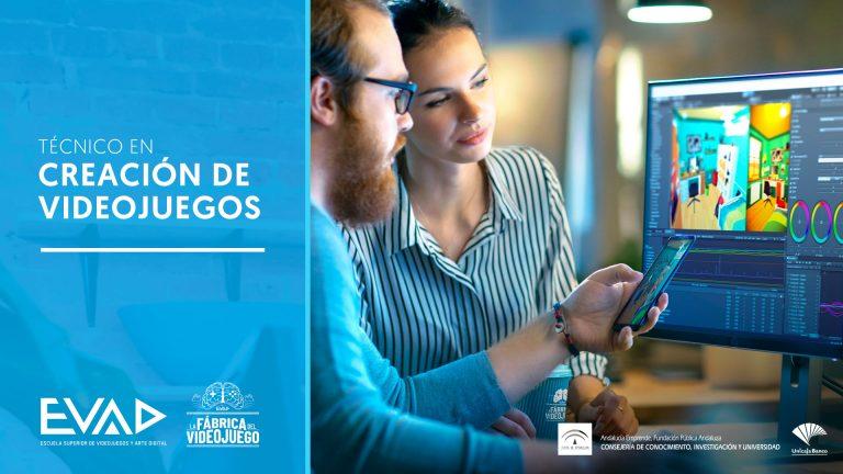 Formación Videojuegos Málaga